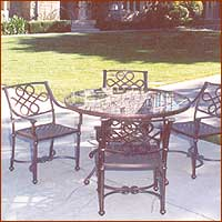 Fireplaces And Outdoor Patio Furniture